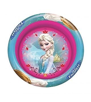 Disney Frozen - Piscina hinchable 100 cm Frozen: Amazon.es ...