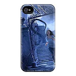 Iphone 4/4s Qzv13194rYro Support Personal Customs Vivid Lullacry Band Image Shock Absorption Cell-phone Hard Cover -ErleneRobinson