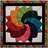 quilting pre cut kits - Quilt Magic 12-Inch by 12-Inch Blossom Kit