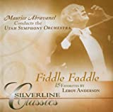 Fiddle Faddle: 15 Favorites by Leroy Anderson