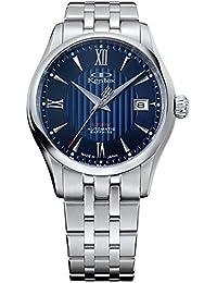 Kentex ESPY 3 Classic Men's Automatic Date Blue Dial Watch E573M-02