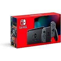 Nintendo Switch 32GB Console With Gray Joy-Con