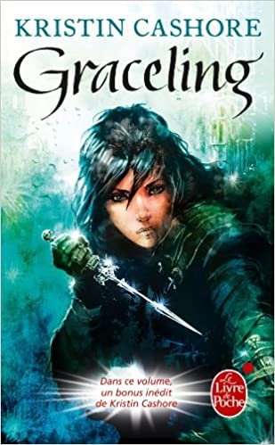 Amazon Com Graceling Fantasy French Edition