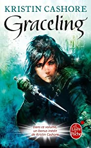 Graceling (Fantasy) (French Edition)