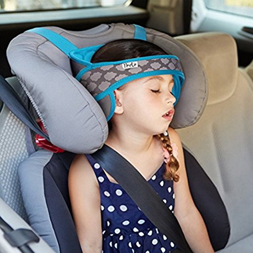 Childrens Headrest,Car Safe Seat Head Support for Protection Kids Sleeping and Assistance Tool for Passenger by Roful (Image #3)