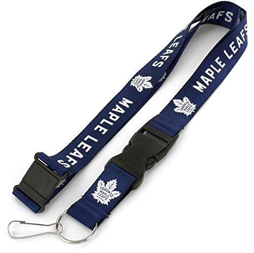 Maple Leaf Promotions (NCAA Toronto Maple Leafs NHL-LN-095-03 Team Lanyard, One Size, Multicolor)