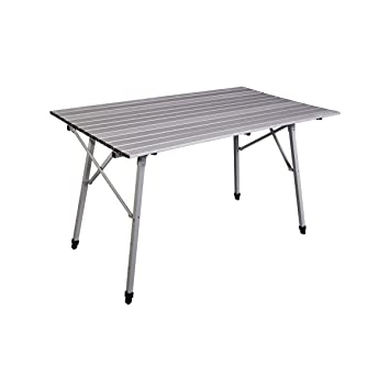 High Quality Camp Chef Mesa Aluminum Roll Up Camp Table