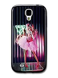AMAF ? Accessories Nicki Minaj Neons Wearing Pink Dress case for Samsung Galaxy S4