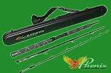 Phenix Redeye Saltwater Travel Rods RTX-800-3ML Review