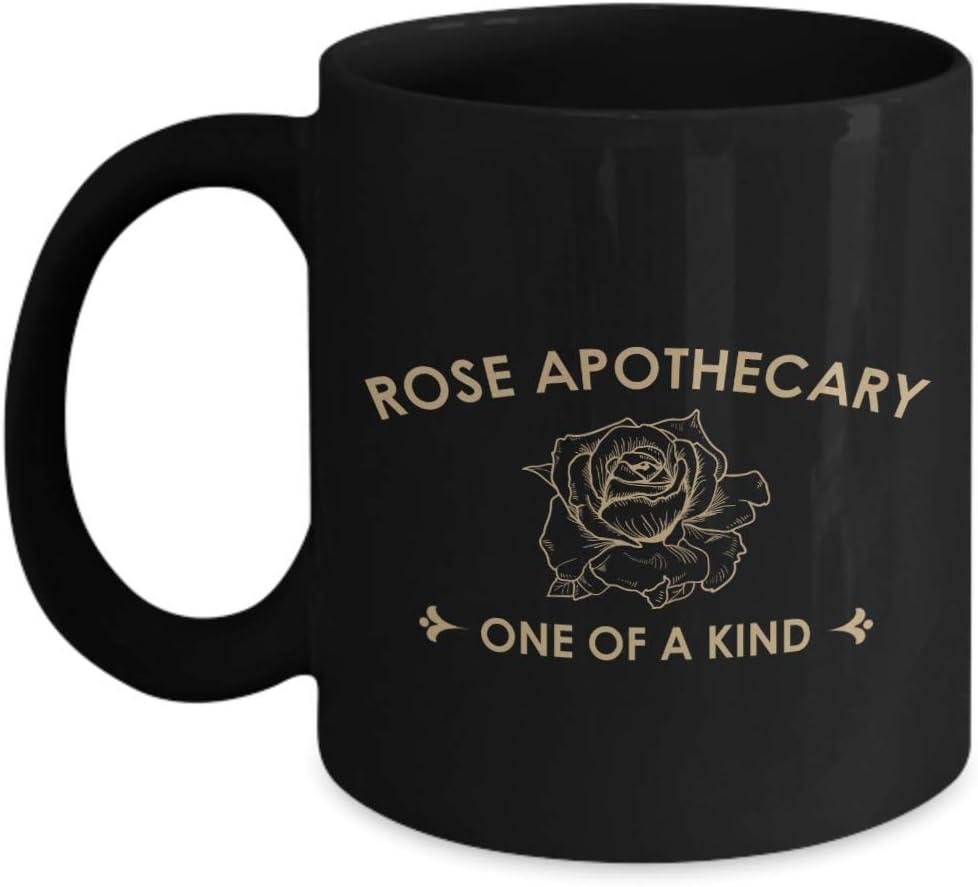 TV Sitcom Coffee Mug - Rose Apothecary One Of A Kind - Canada Funny Comedic Comedy Actress David Alexis Jhonny Moira Stevie Budd Actor Women Men Fan