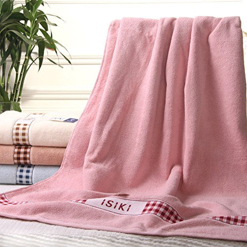 Reine Baumwolle Waffel Bademäntel erhöhen Babydecke Erwachsene Kinder verfügbar sind Paare, SK 8353 Lila