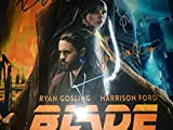 BLADE RUNNER 2049-4x Autographed Signed 11x17 inch