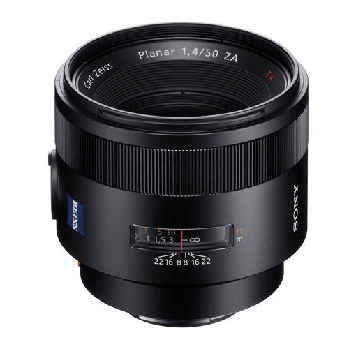Sony SAL-50F14Z Carl Zeiss Planar T 50mm F1.4 ZA Fixed Lens
