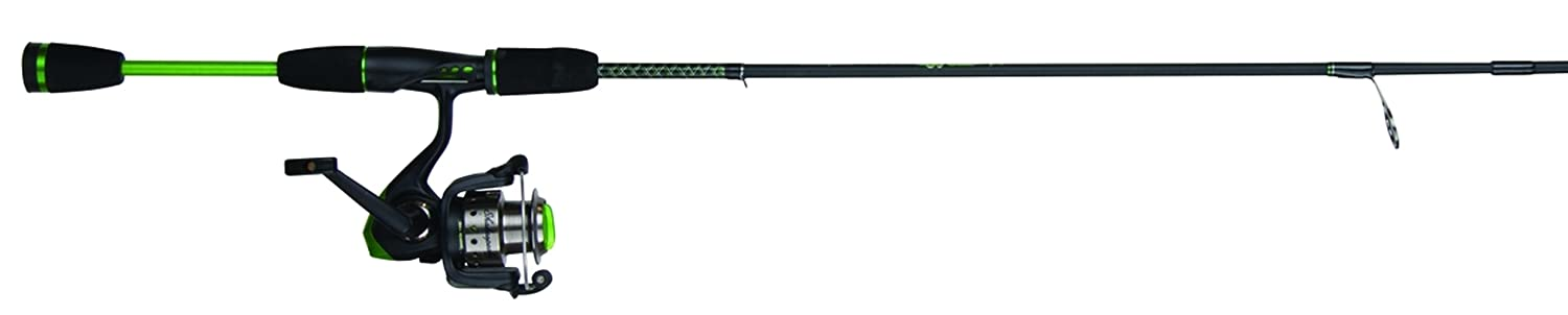 Shakespeare USYTHSP30CBO Youth Ugly Stik GX2 2-Piece Fishing Rod and Spinning Reel Combo