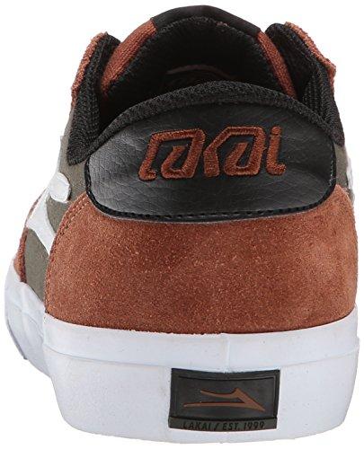 Lakai Pico - Zapatillas de skateboarding Hombre Marrón (a0361)