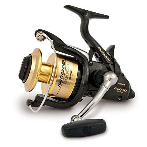 Shimano Baitrunner 8000D EU Model Spinning Fishing Reel With Front Drag