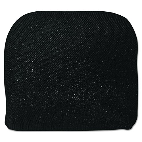 046854134935 - Comfort Products 60-2804MH05 Memory Foam Massage Lumbar Cushion, Black carousel main 2