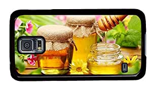 Hipster girly Samsung Galaxy S5 Cases honey PC Black for Samsung S5