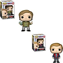 Funko POP! Movies Tommy Boy: Tommy and Richard Toy Action Figures - 2 Piece BUNDLE