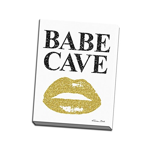 (Babe Cave Printed on 12x16 Canvas Wall Art by Pennylane)