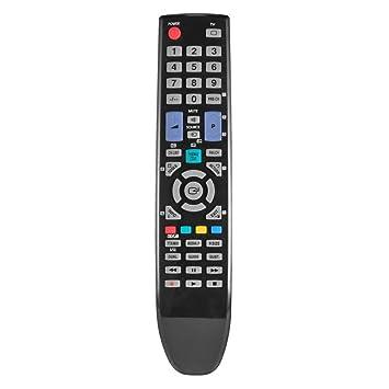 Mando a Distancia de plástico para Samsung BN59-00901A BN59-0888A BN59-00938A BN59-00862A Smart TV BN59-00901A: Amazon.es: Electrónica