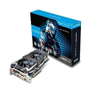 Sapphire Radeon VAPOR-X R9 280X 3GB GDDR5 DVI-I/DVI-D/HDMI/DP OC Version (UEFI) PCI-Express Graphics Card 11221-02-40G