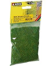 Noch 08314 2,5 mm spridd gräs dekorativ gräsmatta landskap modellering