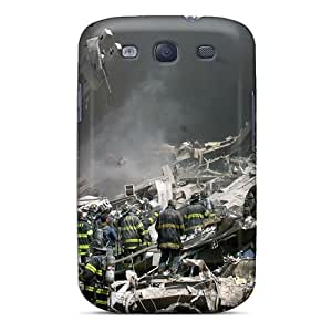 Galaxy S3 Case Cover Sadeness Time Case - Eco-friendly Packaging