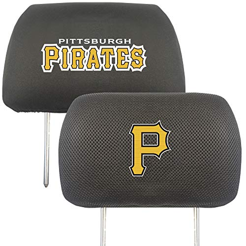FANMATS MLB - Pittsburgh Pirates Head Rest Cover