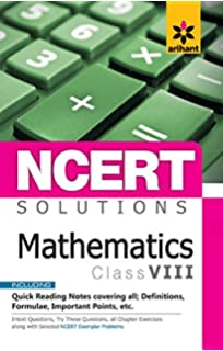 NCERT Solutions Mathematics for class 7th: Amazon in: Arihant