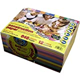 Pacon Creative Products Heavyweight Construction Paper, Value Mega Pack, 648 Sheets