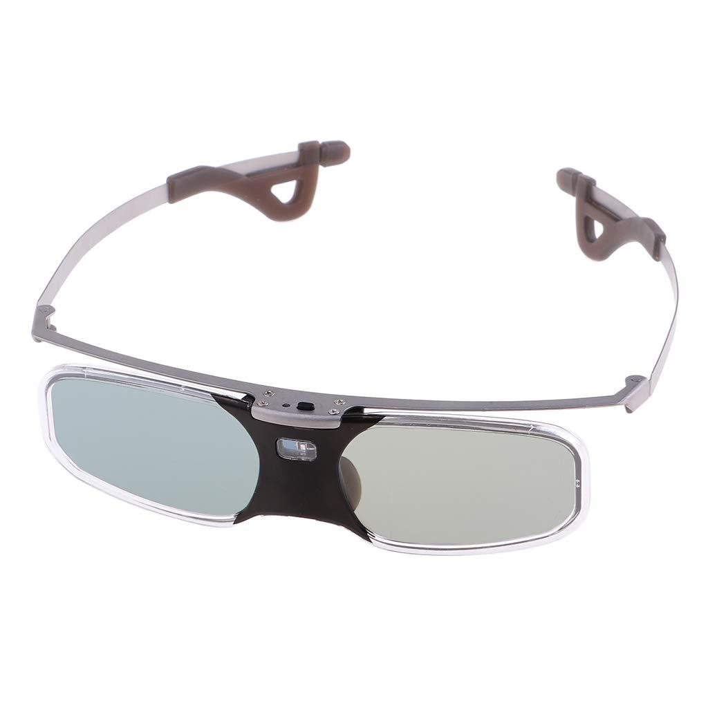 Baoblaze Gafas Activas 3D DLP-Link de 96-144Hz Accesorios de ...