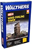 "Walthers Cornerstone Series Kit HO Scale ""Wood"" Coaling Tower"