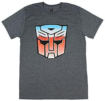 Transformers Men's Distressed Autobots Logo T-Shirt