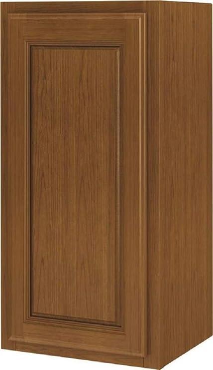 Amazon Com Sunco W1230rt Sc Randolph Single Door Kitchen Cabinet