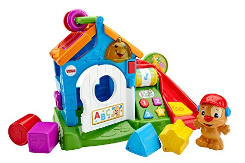fisher price laugh learn smart stages activity play house buy online in uae toys and. Black Bedroom Furniture Sets. Home Design Ideas