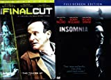 The Final Cut , Insomnia : Robin Williams 2 Pack Collection