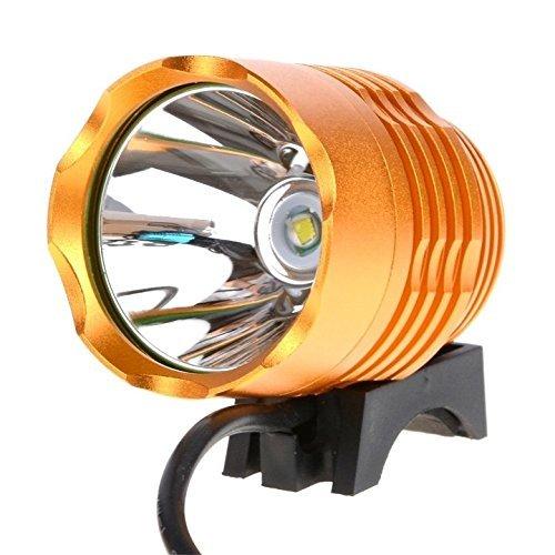 CREE XML-T6 1800 Lumens LED Headlamp Headlight Bike Bicycle Light 3 Modes Front Torch (US Plug) ()