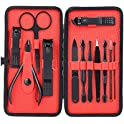 12-Pc Anself Manicure & Pedicure Set