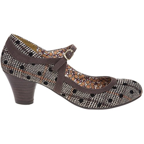 Shoo Chaussures Ruby Marron Lexi Femme aqxdZ6w