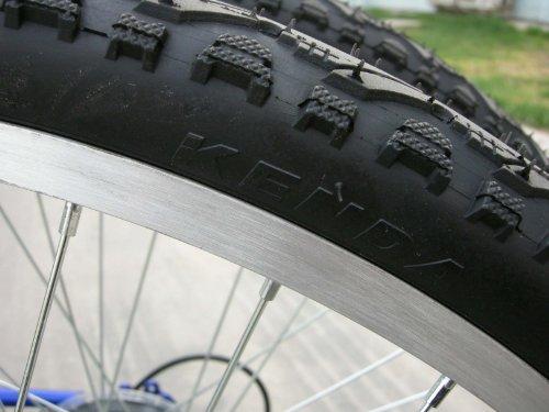 Columba 26'' Folding Bike w. Shimano 18 Speed Blue (SP26S_BLU) by Columba (Image #7)