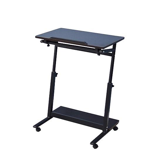 Mesa multifuncional C-J-Xin, mesa de ordenador portátil, móvil y ...