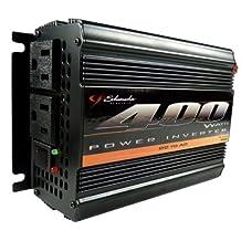 Schumacher PI-400 Instant Power DC to AC Power Inverter - 400 Watts