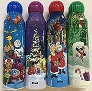 (Set of 12) 3oz Dab-o-ink Christmas Daubers