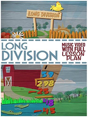 Amazon.com: Long Division Song For Kids: Benjamin Hehn, 5th Grade ...