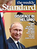 Magazine Subscription Weekly Standard(91)Price: $237.60$64.00($1.33/issue)