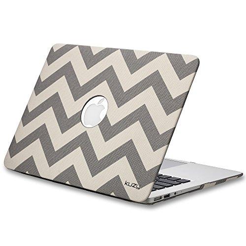 Kuzy 13 inch Chevron MacBook Fabric