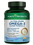 Purity Products – Ultra Pure Omega 3 Super Formula 90 Softgels For Sale