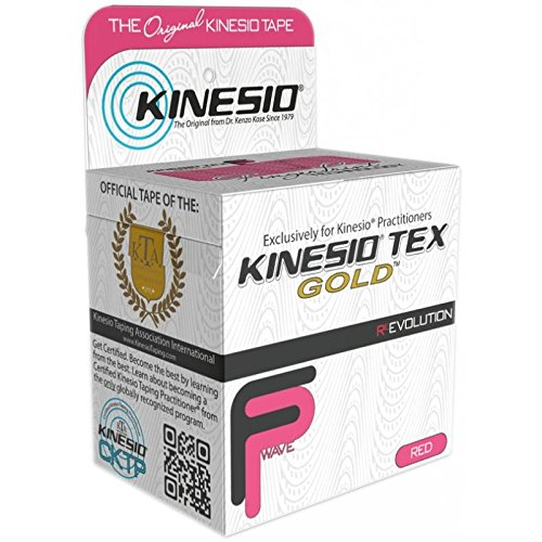 Xomed-Treace Inc - MDSGKT35125 : Kinesio Tex Gold FP Tapes