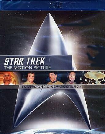 Star Trek - The Motion Picture (Edizione Rimasterizzata) [Italia] [Blu-